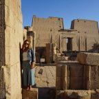 EGIPTO DÍA 3: TEMPLO DE EDFÚ – ESCLUSA DEL RÍO NILO – TEMPLOS DE KARNAK – ZOCO DE LUXOR