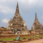 DÍA 2 EN TAILANDIA: Ayutthaya- Mercado flotante – Bangkok – Chinatown